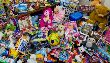 Holiday Toy Drive 12-13-12