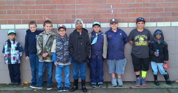 Oakley Cub Scout Pack 152 - 1